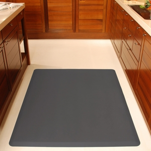 WellnessMats Grey - 5' x 4' - 54WMRGRY