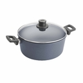 Woll Diamond Plus/Diamond Lite Induction 5.25 Qt. Stock Pot w/Lid - 124DPIL