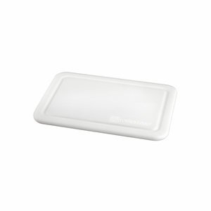 """Wusthof 7.5"""" x 10"""" White Poly Cutting Board - Small - 2037"""