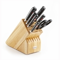 Wusthof Classic - 8 Pc Deluxe Knife Block Set - 8408