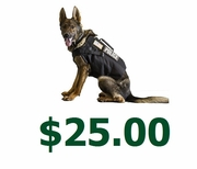 Bullet Blocker K-9 Charity Donation