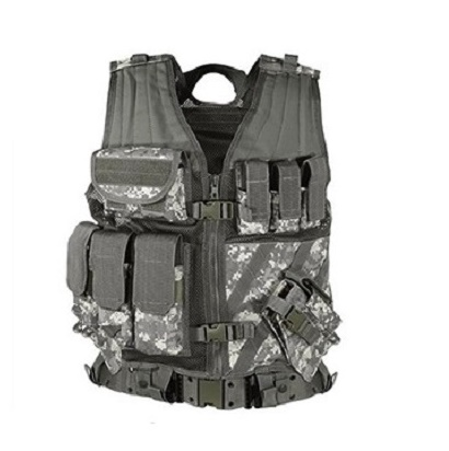 BulletBlocker NIJ IIIA Bulletproof Assault Entry Vest