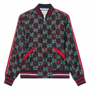 Bulletblocker NIJ IIIA Bulletproof Gucci Ghost Bomber Jacket