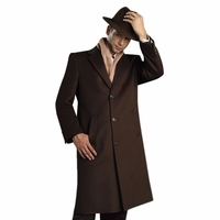 BulletBlocker NIJ IIIA Bulletproof Long Topcoat