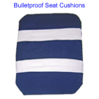 BulletBlocker NIJ IIIA Bulletproof Safety Seat