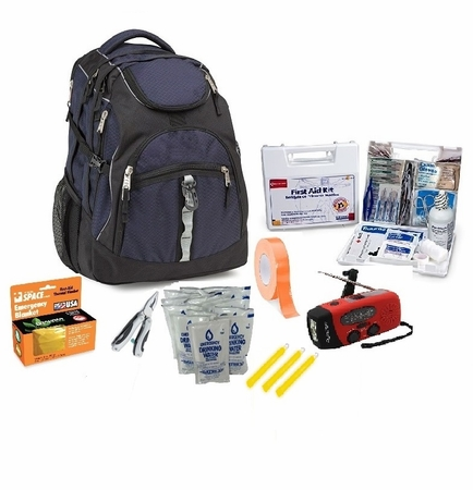BulletBlocker NIJ IIIA Bulletproof Survival Pack & Safety Kit
