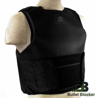 "Bulletproof VIP Concealment Vest + <font color=""red"">FREE Bulletproof Scorpion Bag</font>"