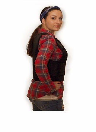 BulletBlocker NIJ IIIA Bulletproof Women's Cut Vest