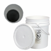 Bulletblocker NIJ IIIA Bulletproof Custom Inserts - 5 Gal. Bucket Bottom