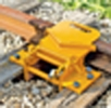 Aldon 4014-17-5D 2-Way Freight Car Sidekick Derail Booster