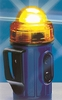 Aldon 4015-195 Clip-On/Stick-On Flashing Safety Lights - Amber