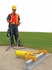 Aldon 4021-12 2H-50 Rail Bender W/Power Pack Pump