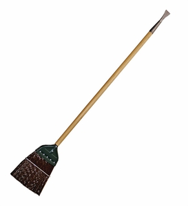 Aldon 4023 19 Wood Track And Switch Broom