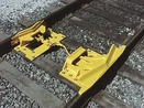 Aldon 4114-13 Wheel Shover Ii Derail Asst. For 2-Way Retractable Derails