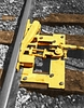 Aldon 4114-14 Wheel Shover I Derail Asst. For Right Throw Retractable Derails
