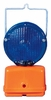 Aldon 4115-04 Flashing Blue Light With Handle