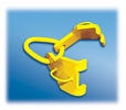 Aldon 4123-125 Switch Frog Crane Tongs