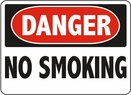 Aldon 6-SMOK Danger - No Smoking Sign