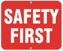 Aldon 6SAFE-R Safety First (Red)
