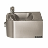 Haws 1109 Barrier-Free Wall Mount Fountain With Satin Finish