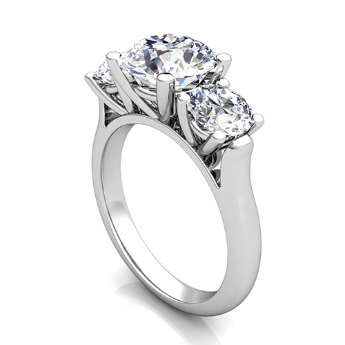 Ring Settings Engagement Ring Settings ly Platinum