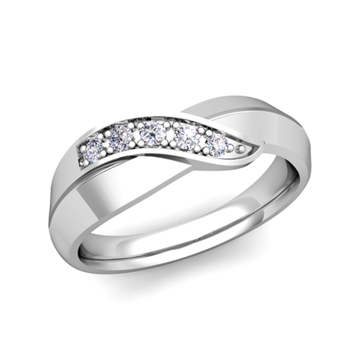 Order Now Ships On Friday 3 23order In 5 Business Days Stone Diamond Wedding