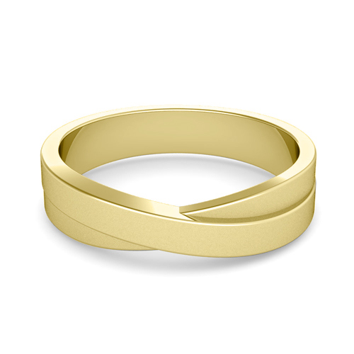order now ships on thursday 622order now ships in 5 business days - Infinity Wedding Ring