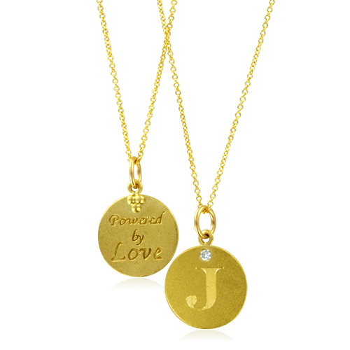 Initial necklace letter j diamond pendant with 18k yellow gold chain order now ships on friday 223order now ships in 4 business days initial necklace letter j diamond pendant with 18k yellow gold chain necklace aloadofball Gallery