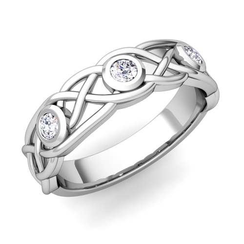celtic knot wedding ring 20