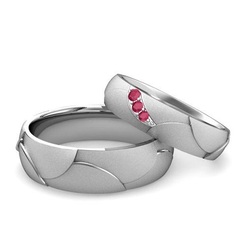 ... -matching-wedding-band-in-platinum-3-stone-ruby-wedding-rings-4.jpg