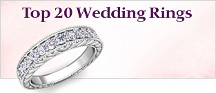 Top 20 Wedding Rings