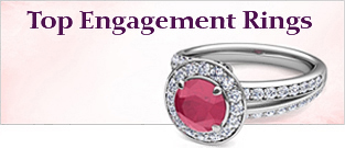 Top Selling Engagement Rings