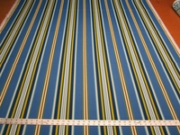 1 7/8 yards of Solarium stripe outdoor-upholstery fabric