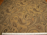 2 1/2 yards of Paisley upholstery fabric