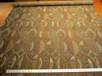 2 1/2 yards of southwest patterned upholstery fabric