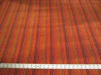 2 1/4 yards cut velvet stripe upholstery fabric