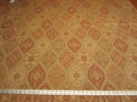 2 3/4 yards of Fabricut Modena Citrus upholstery fabric