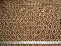 2 3/4 yards Stroheim Piedmont Leaf upholstery fabric