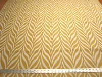 2 3/4 yards tiger stripe upholstery fabric