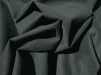 2 3/8 yards of S. Harris Flannelsuede upholstery fabric color graphite