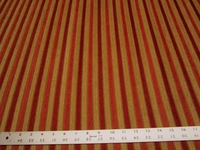 3 1/2 yards of Kravet striped chenille pattern upholstery fabric