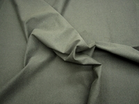 3 1/8 yards of Flannelsuede upholstery fabric color dark gray