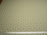 3 1/8 yards textured geometric upholstery fabric