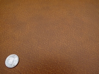 3 1/8 yards Yuma color desert bonded leather upholstery fabric