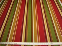 3 3/4 yards of Solarium stripe outdoor upholstery fabric from Richloom
