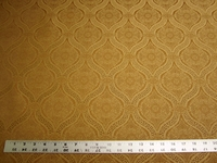 3 3/8 yards of gold crypton high performance upholstery fabric