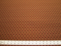 3 7/8 yards diamond patterned upholstery fabric