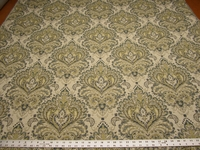 3 7/8 yards of Swavelle Arya brocade upholstery fabric