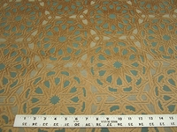 3 yards of cut velvet patterned hospitality upholstery fabric