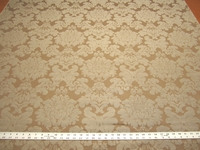 4 3/4 yards Aristocrat damask drapery and upholstery fabric